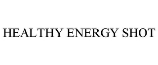 mark for HEALTHY ENERGY SHOT, trademark #85611254