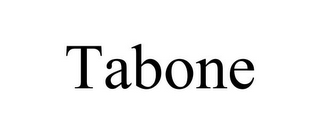 mark for TABONE, trademark #85611268