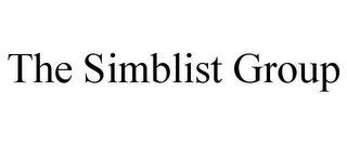 mark for THE SIMBLIST GROUP, trademark #85611311