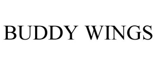 mark for BUDDY WINGS, trademark #85611545