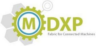 mark for MDXP FABRIC FOR CONNECTED MACHINES, trademark #85611643