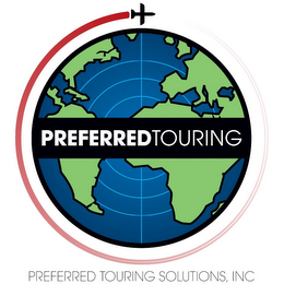 mark for PREFERRED TOURING PREFERRED TOURING SOLUTIONS, INC, trademark #85611738
