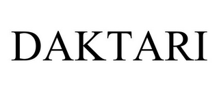 mark for DAKTARI, trademark #85611891