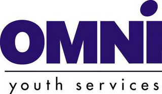 mark for OMNI YOUTH SERVICES, trademark #85612264