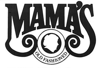 mark for MAMA'S OLD FASHIONED, trademark #85612275
