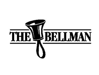 mark for THE BELLMAN, trademark #85612505