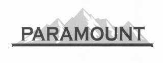 mark for PARAMOUNT, trademark #85612675