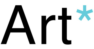 mark for ART*, trademark #85612998