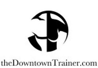 mark for THEDOWNTOWNTRAINER.COM, trademark #85613119