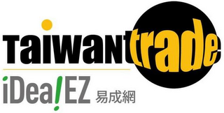 mark for TAIWAN TRADE IDEA! EZ, trademark #85613305