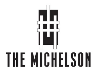 mark for M THE MICHELSON, trademark #85613321