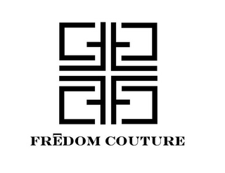 mark for FC FC FC FC FREDOM COUTURE, trademark #85613547