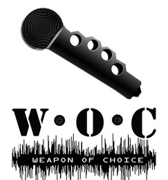 mark for W.O.C WEAPON OF CHOICE, trademark #85613761