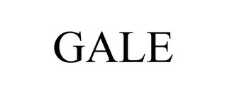 mark for GALE, trademark #85614024