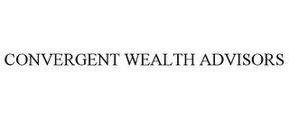 mark for CONVERGENT WEALTH ADVISORS, trademark #85614045