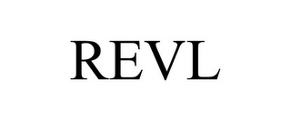 mark for REVL, trademark #85614349