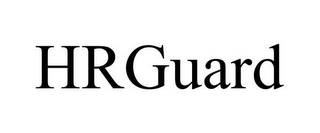 mark for HRGUARD, trademark #85614425