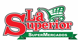mark for LA SUPERIOR SUPERMERCADOS, trademark #85614493