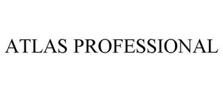 mark for ATLAS PROFESSIONAL, trademark #85614512