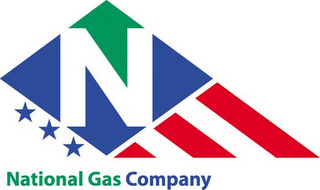 mark for N NATIONAL GAS COMPANY, trademark #85614579