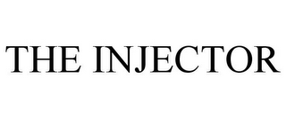 mark for THE INJECTOR, trademark #85614696