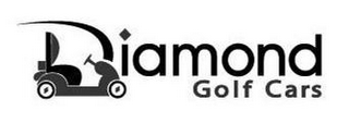 mark for DIAMOND GOLF CARS, trademark #85615202