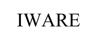 mark for IWARE, trademark #85615234