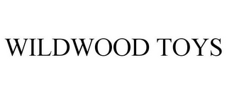 mark for WILDWOOD TOYS, trademark #85615236