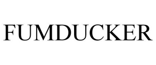 mark for FUMDUCKER, trademark #85615269