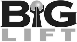 mark for BIG L I F T, trademark #85615426