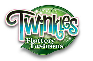 mark for TWINKLES FLUTTERY FASHIONS, trademark #85615596