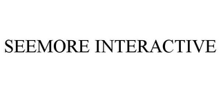 mark for SEEMORE INTERACTIVE, trademark #85615602