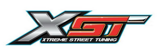 mark for XST XTREME STREET TUNING, trademark #85615657