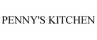 mark for PENNY'S KITCHEN, trademark #85615667