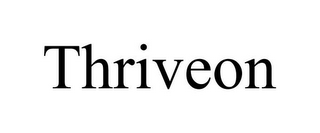 mark for THRIVEON, trademark #85615669