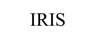 mark for IRIS, trademark #85615877