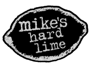 mark for MIKE'S HARD LIME, trademark #85616014