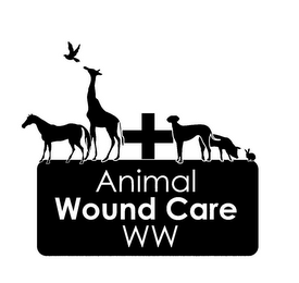 mark for ANIMAL WOUND CARE WW, trademark #85616178