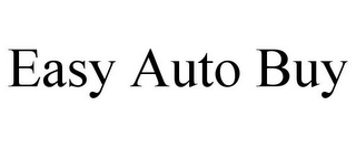 mark for EASY AUTO BUY, trademark #85616443