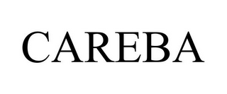 mark for CAREBA, trademark #85616827