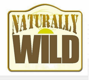 mark for NATURALLY WILD, trademark #85616901