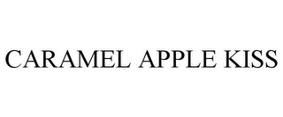 mark for CARAMEL APPLE KISS, trademark #85617000