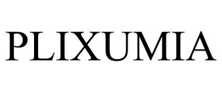 mark for PLIXUMIA, trademark #85617108