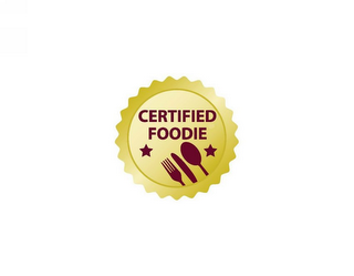 mark for CERTIFIED FOODIE, trademark #85617331