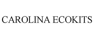mark for CAROLINA ECOKITS, trademark #85617354