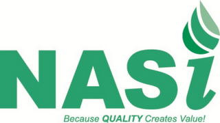 mark for NASI BECAUSE QUALITY CREATES VALUE!, trademark #85617383