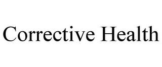 mark for CORRECTIVE HEALTH, trademark #85617560