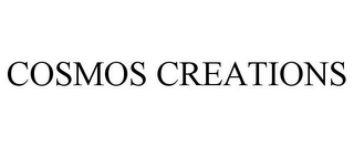 mark for COSMOS CREATIONS, trademark #85617615