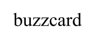 mark for BUZZCARD, trademark #85617687
