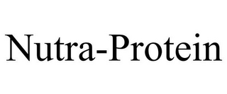 mark for NUTRA-PROTEIN, trademark #85617782